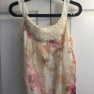 Wrapper Tops - Rose top
